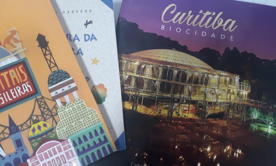 Livros que falam sobre Curitiba