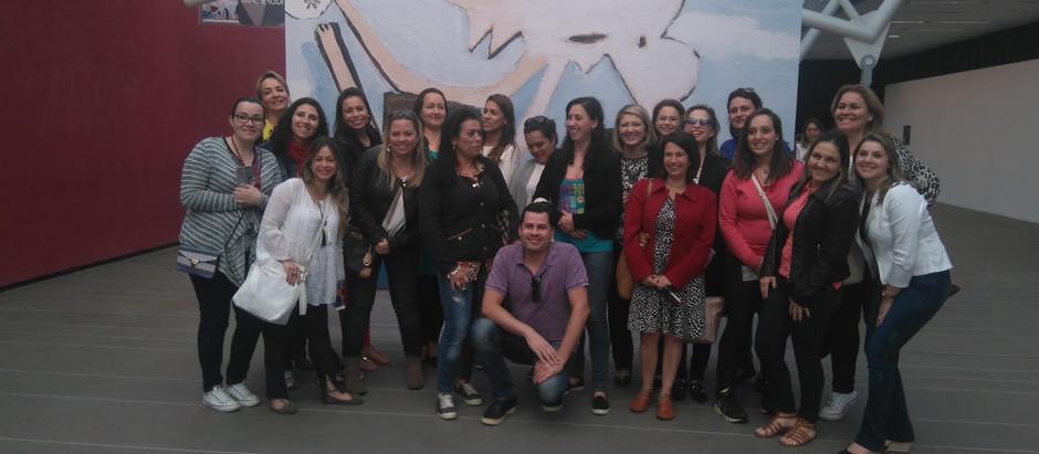 Fabrik'Art realiza primeira Jornada Cultural com escolas de Curitiba