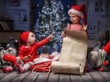 A importância do Natal para as crianças!