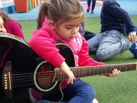 Musicalização na Educação Infantil