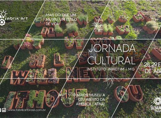 Jornada Cultural | Inhotim - Mais do que um museu, um estilo de vida!