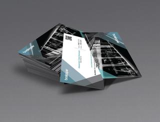 Cartão de Visita Boslooper Tecnologia Ferroviária