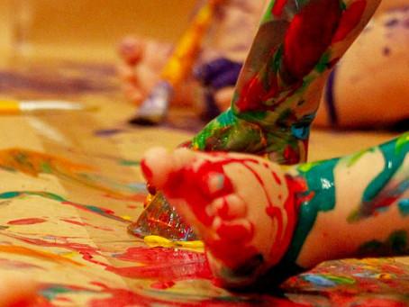 Crianças precisam de tempo para brincar