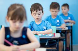 Atividade em sala de aula
