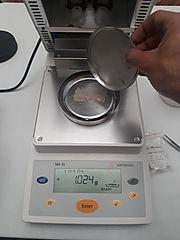 aquqpo, sartorius, proceso certificado de secado, aquapol mexico
