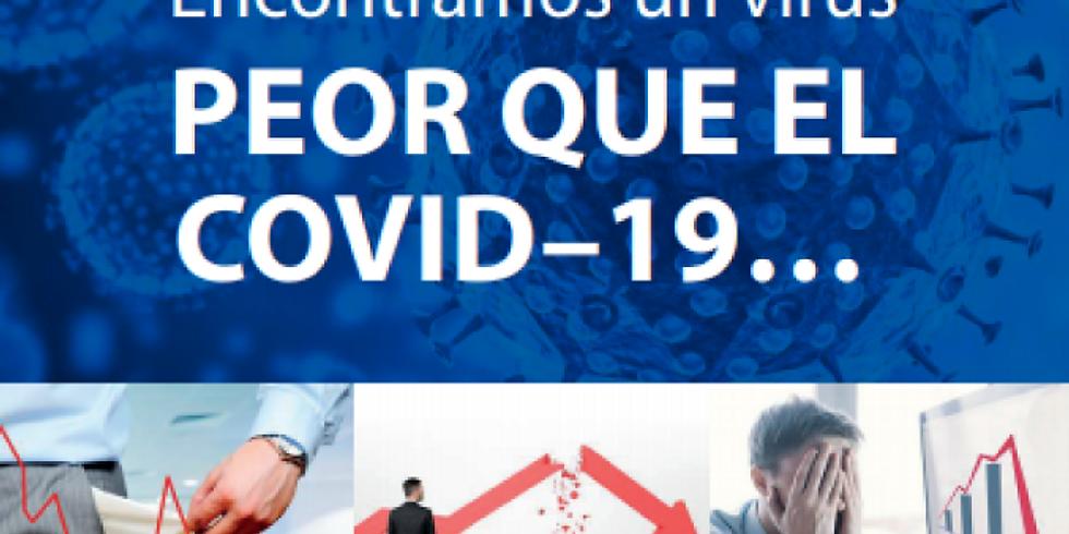 """TALLER VIRTUAL: """"ESTRATEGIAS GERENCIALES PARA MANEJAR LA CRISIS"""""""