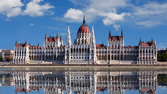 parlament de budapest, aquapol