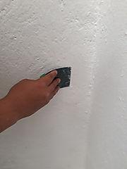 Resanado de paredes, aqupol, salitre, el salitre