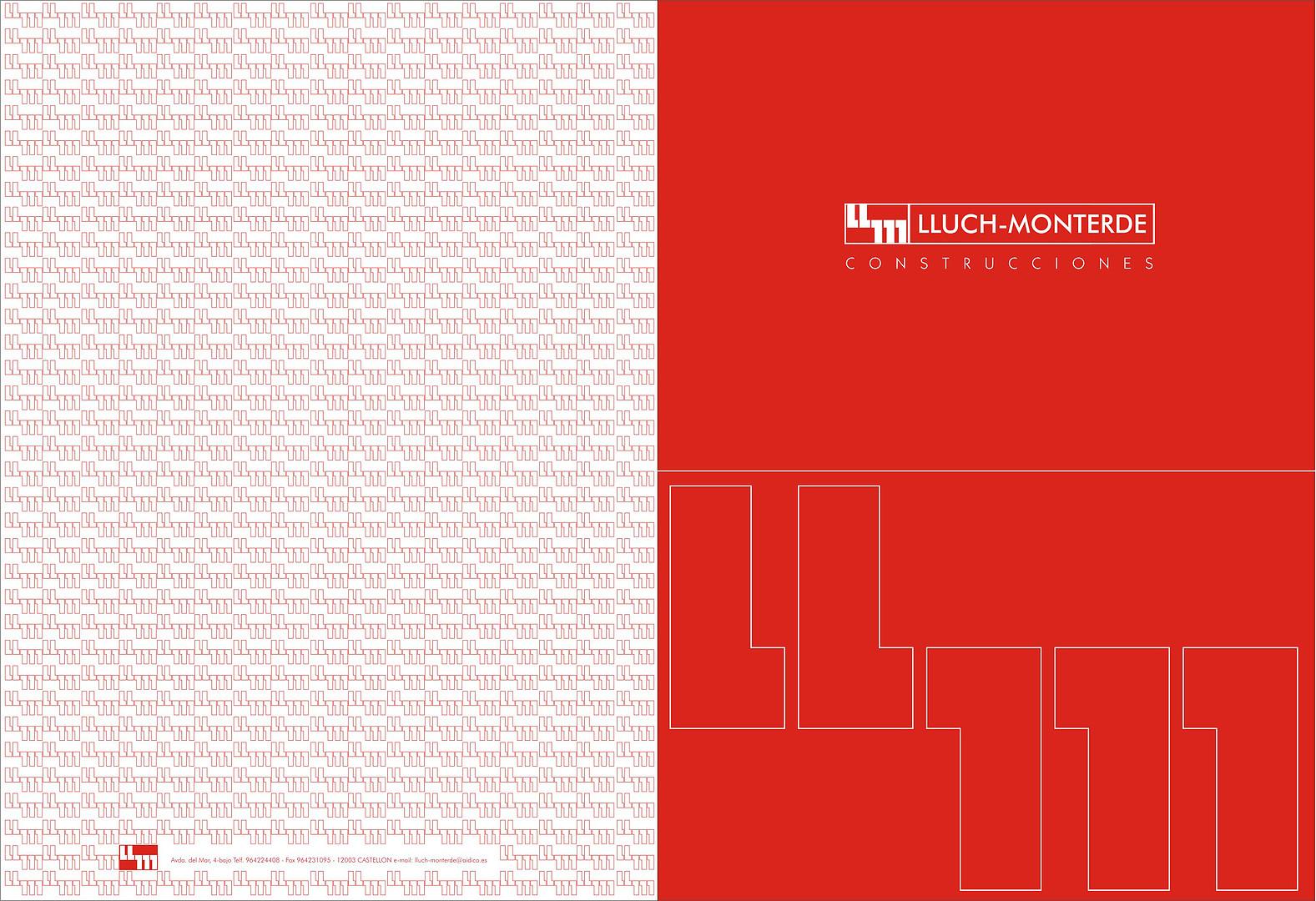 LLUCH-MONTERDE Carpeta