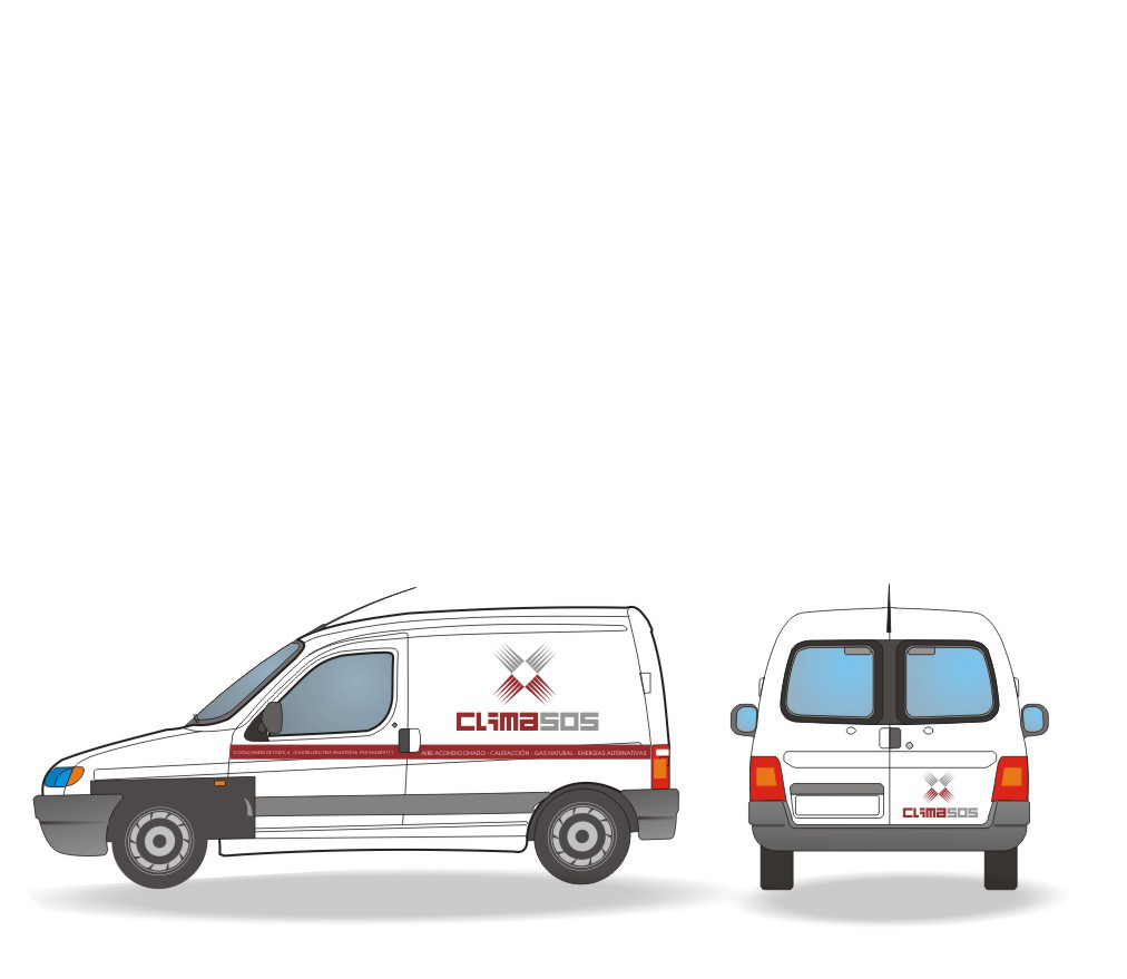 CLIMASOS_Rotulación_vehículo
