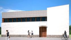 3D Centro Cultural Sierra Engarcerán