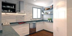 3d cocina