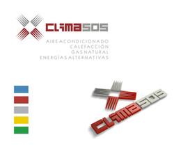 CLIMASOS Logo definitivo