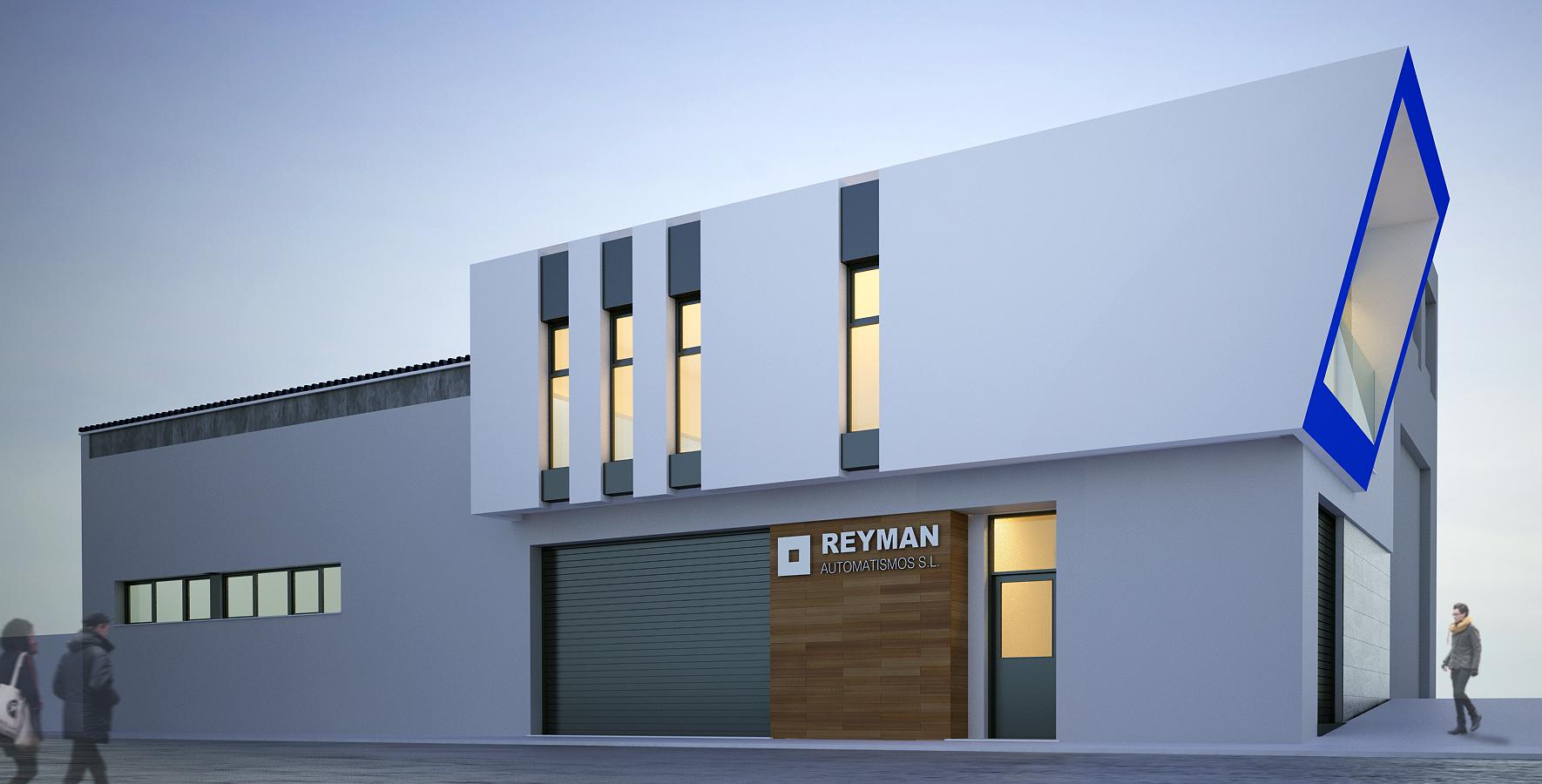Oficinas REYMAN