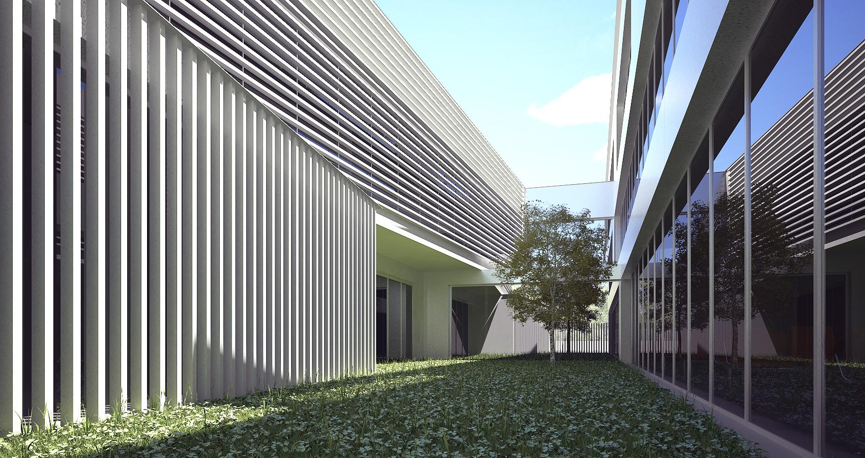 3D Centro de Salud Malilla-Valencia