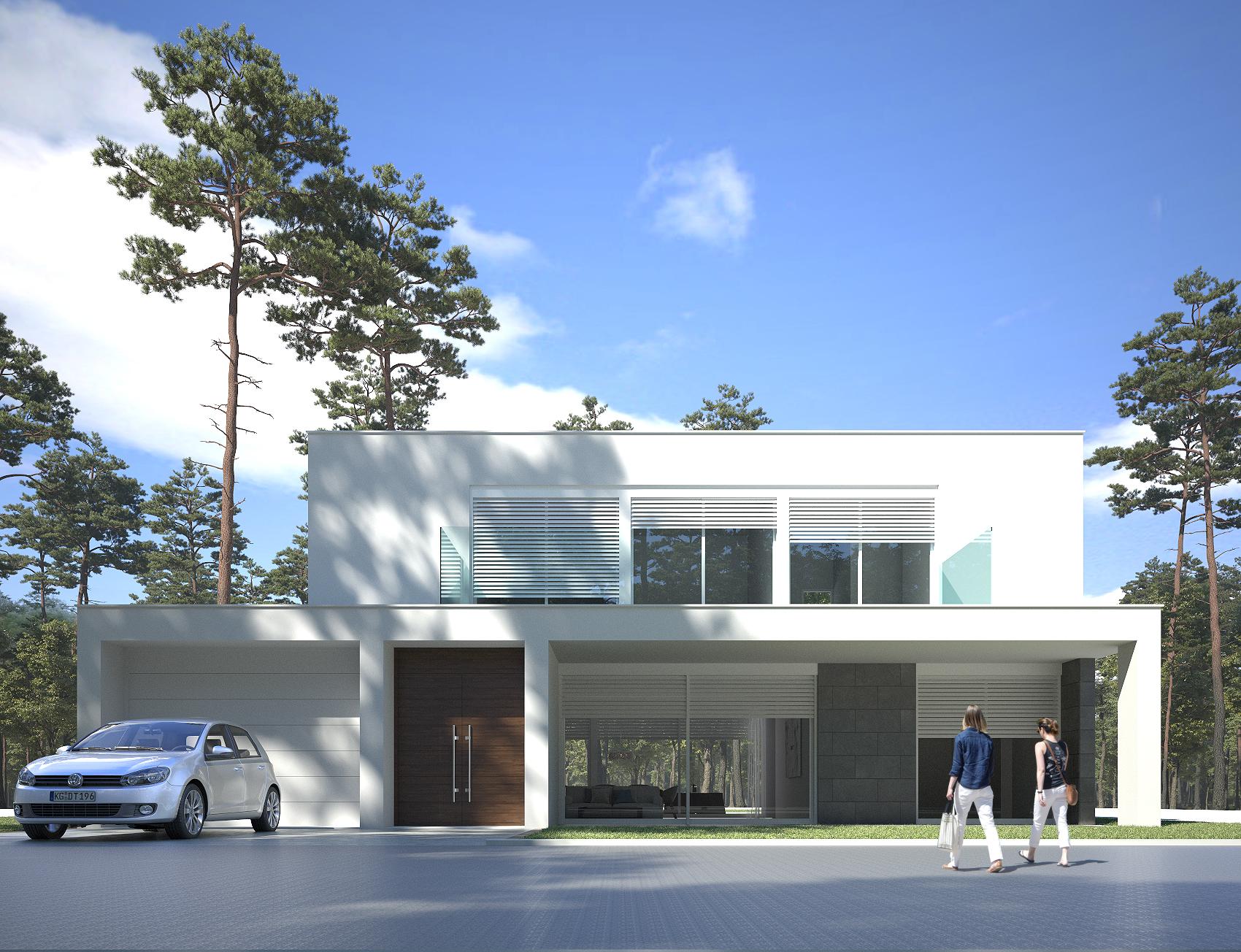 3D vivienda playa Almassora