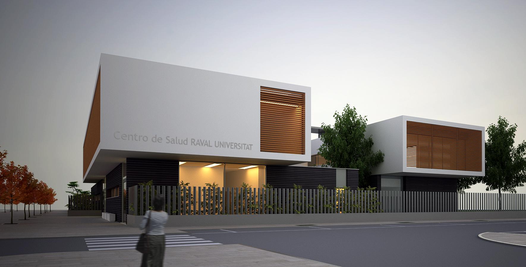 CS Raval Universitat Castelló