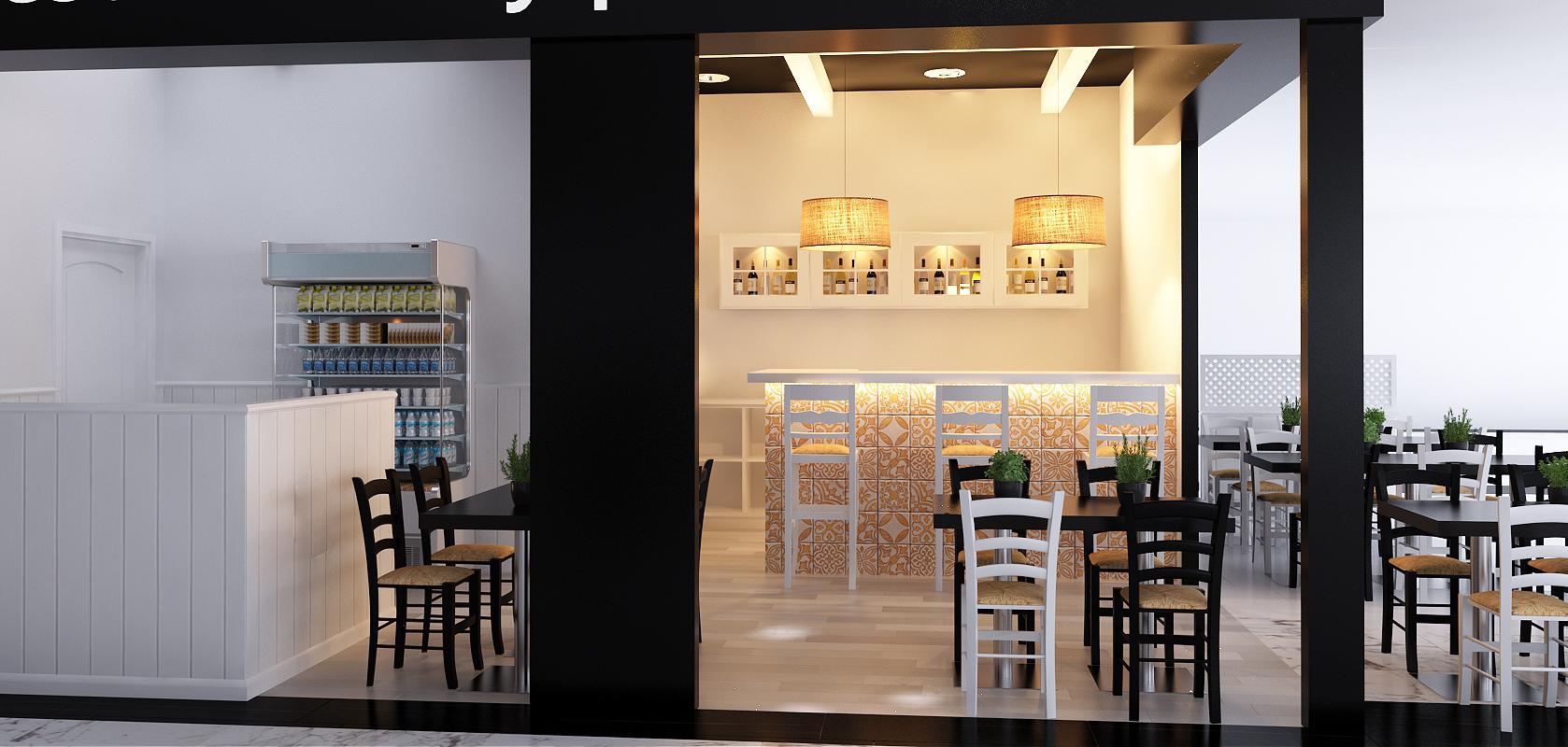 3D Reforma Pizzeria C.C. SALERA