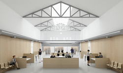 Nuevos espacios Hospital General