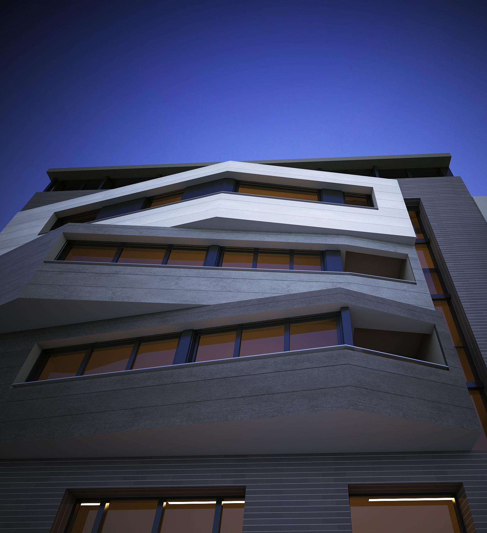 Edificio de Viviendas Alcora
