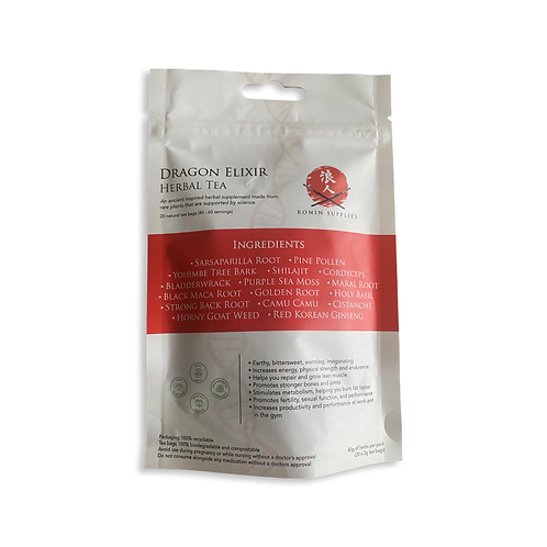 Dragon Elixir herbal tea (20 x tea bags)