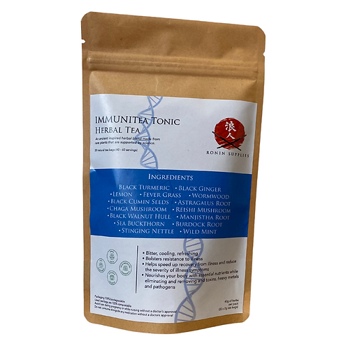 IMMUNITea Tonic herbal tea (20 x tea bags)