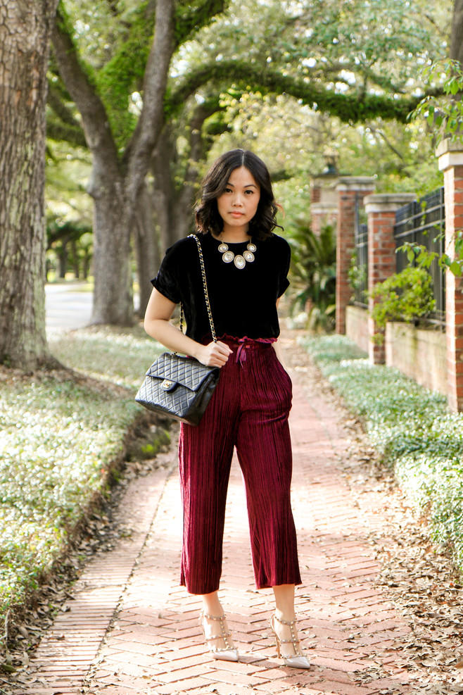 My First RewardStyle Post: My Velvet Obsession