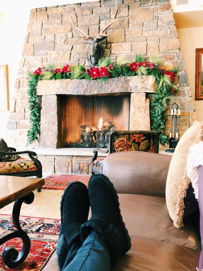 Winter Wonderland in Colorado