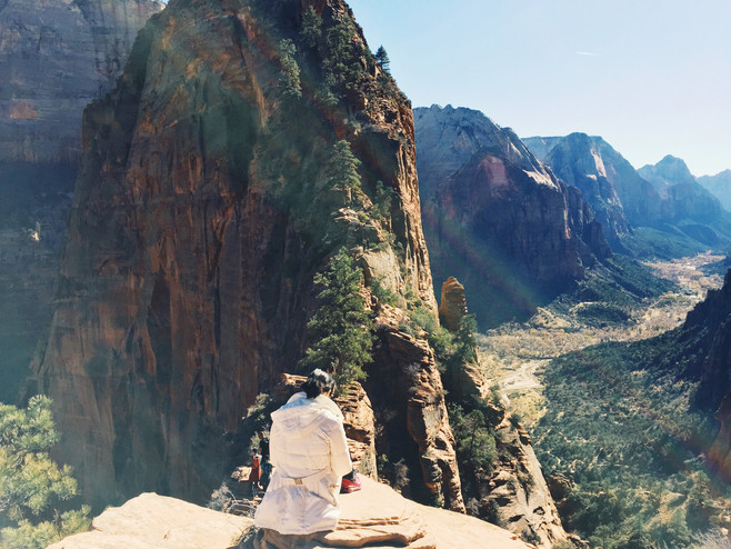 Hiking Angel's Landing in Zion National Park, One of the Most Dangerous Hikes in the U.S.