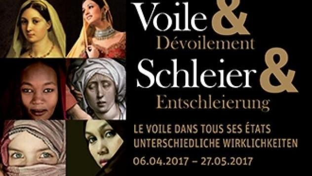 VOILE & DEVOILEMENT - SCHLEIER & ENTSCHLEIERUNG