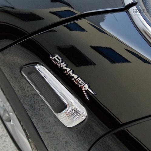Griben Car Nickname Bimmer Metal Sticker Emblem Badge 70201-12 for BMW All