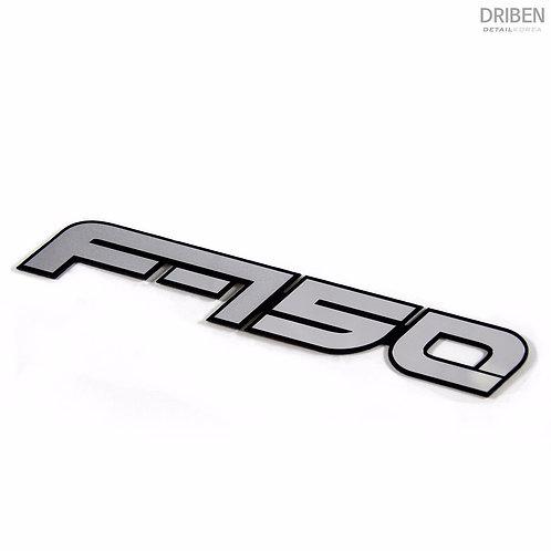 Griben Car Name Emblem Metal Badge 70037 for Ford F150 or Raptor
