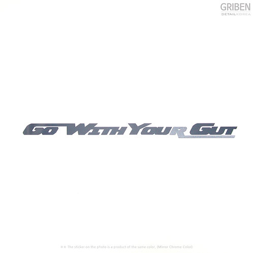 Griben Car Metal Sticker Pair Decal 60149 for BMW MINI Clubman