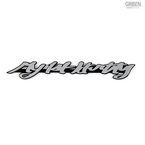 Griben Car Metal Sticker Emblem Badge 70096 for Chevrolet Cruze
