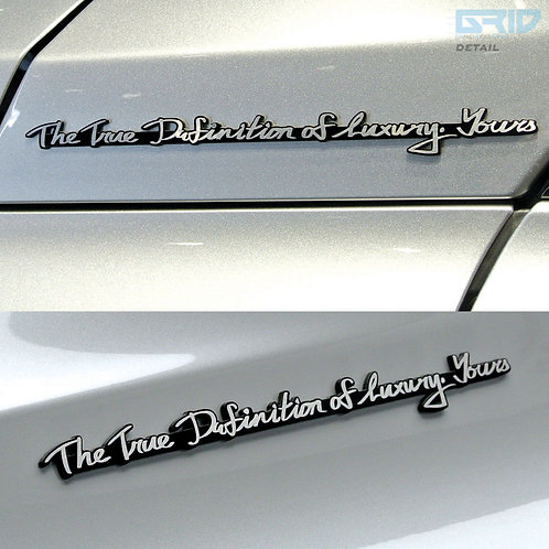 Griben Car Emblem Badge Badge 30101 for Acura