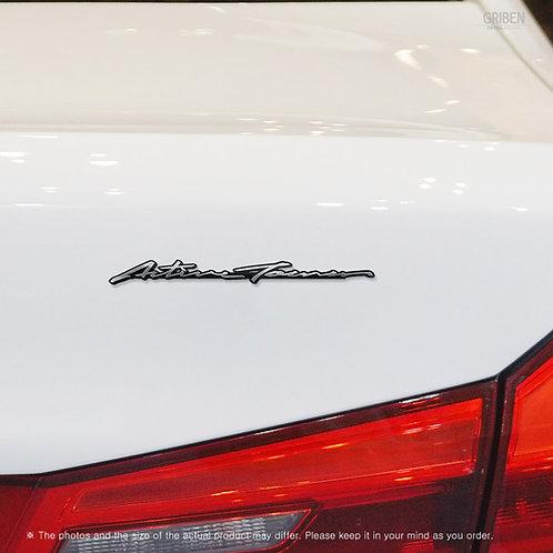 Griben Car Emblem Metal Badge Chrome 70350 for BMW 2 Series Active Tourer
