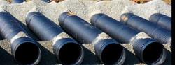 Corrugated HDPE Pipe