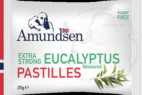Pastilles Extra Strong Eucalyptus