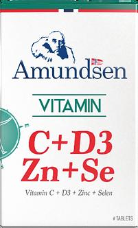 Vitamin C + D3, Zinc and Selenium