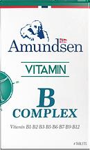 B Complex Vitamins. Amundsen