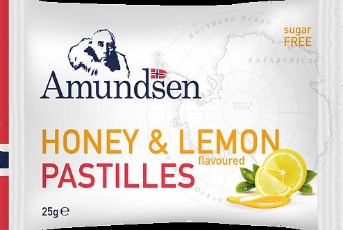 Pastilles Honey & Lemon