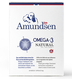 Omega 3 by Amundsen
