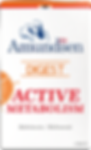 Active Metabolism. Digest Amundsen