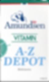 A-Z Depot Vitamins by Admundsen