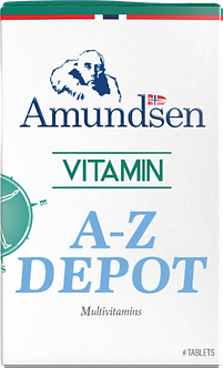 A -Z Depot Vitamins