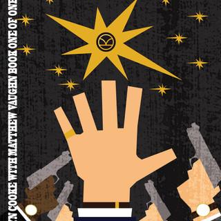 Kingsman the Secret Service/ Darwyn Cooke Mashup Cover