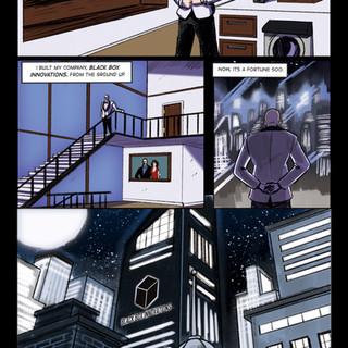 Villainous #1 Page 1