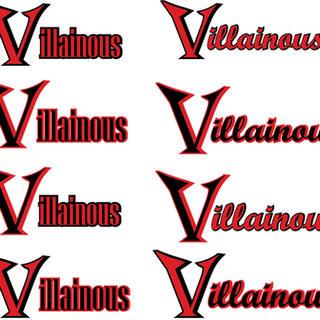 Villainous Logo Experimentation