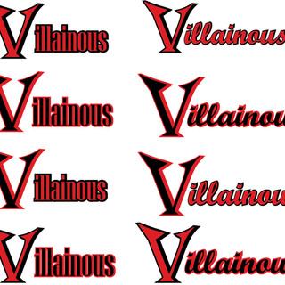Villainous- Logo Studies