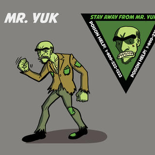Mr. Yuk  Character Design